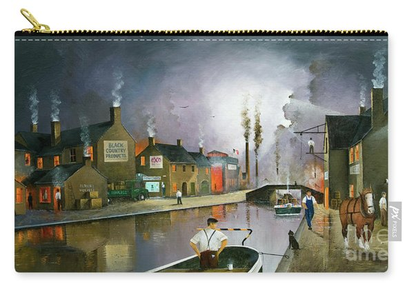 Reflections Of The Black Country Carry-all Pouch