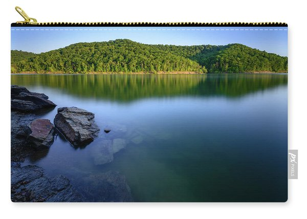 Reflections Of Tranquility Carry-all Pouch