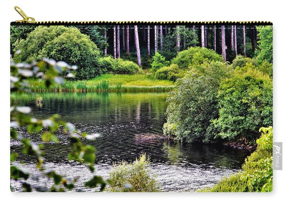 Reflections On Kielder Water Carry-all Pouch
