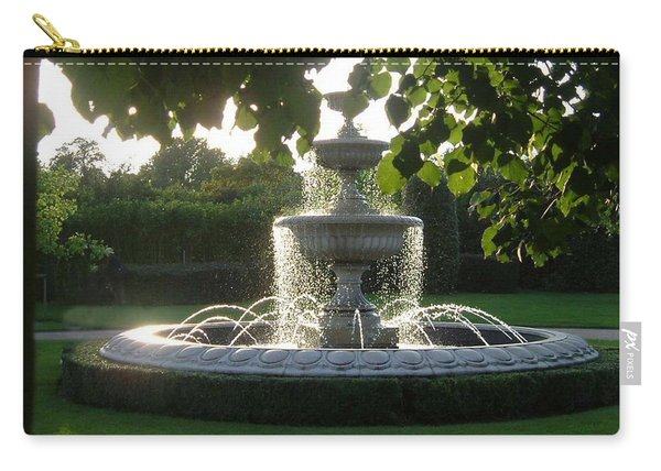 Regents Park Fountain Carry-all Pouch