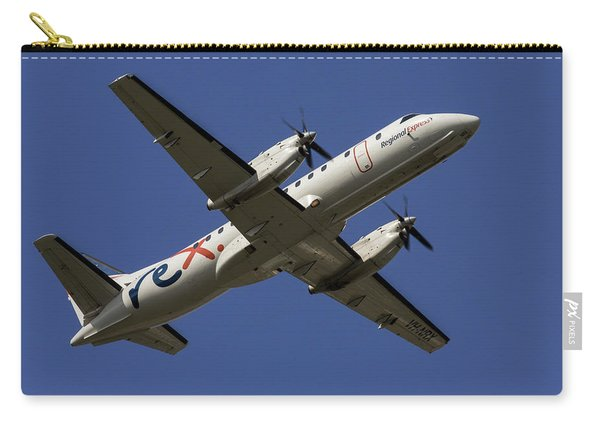 Regional Express Saab 340 Carry-all Pouch