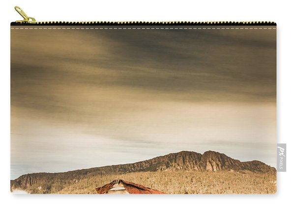 Regional Ranch Ruins Carry-all Pouch