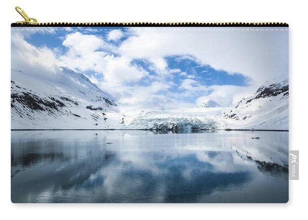 Reid Glacier Glacier Bay National Park Carry-all Pouch