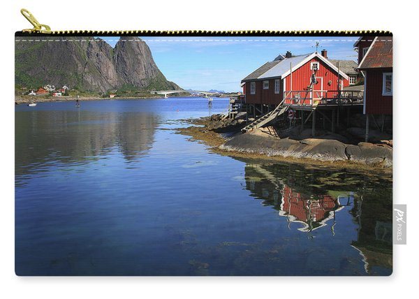 Reine, Norway Carry-all Pouch