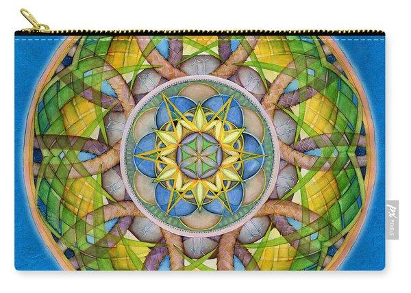 Rejuvenation Mandala Carry-all Pouch