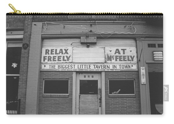 Relax Freely- Walla Walla Photography By Linda Woods Carry-all Pouch