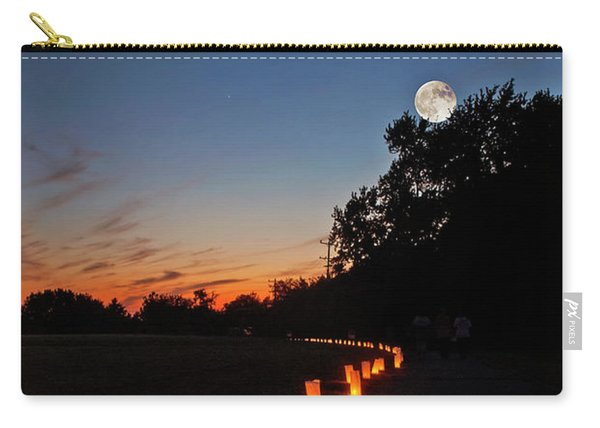 Relay  For Life Carry-all Pouch