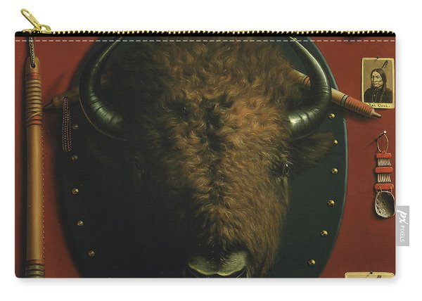 Relics Of The Past Carry-all Pouch