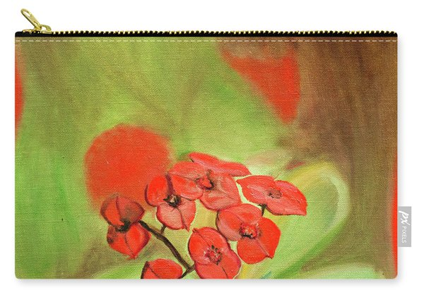 Remberance Poppy Carry-all Pouch