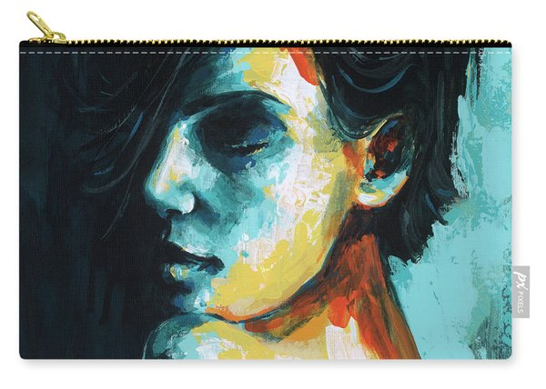 Remembering Carry-all Pouch