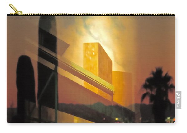 Remembering New York Carry-all Pouch