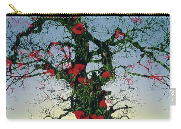 Remembrance Tree Carry-all Pouch