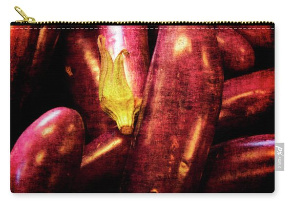 Renaissance Chinese Eggplant Carry-all Pouch