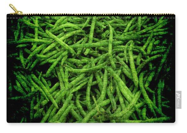 Renaissance Green Beans Carry-all Pouch