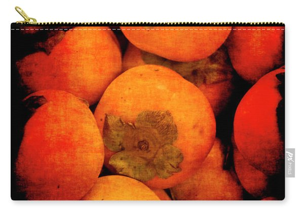 Renaissance Persimmons Carry-all Pouch