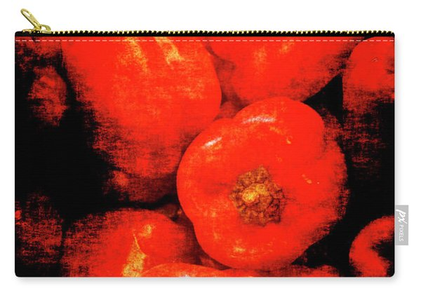 Renaissance Red Peppers Carry-all Pouch