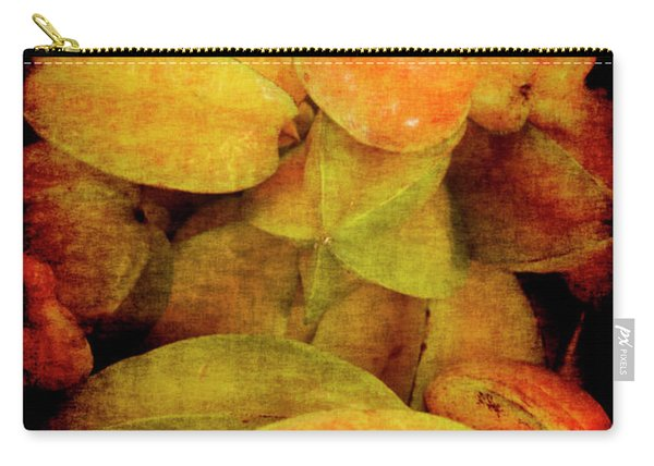Renaissance Star Fruit Carry-all Pouch