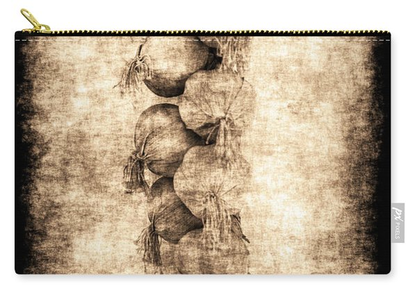 Renasiaance Garlic Carry-all Pouch