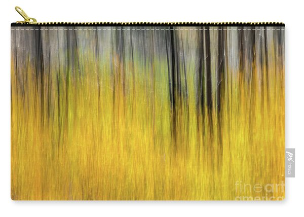 Renewal Abstract Art By Kaylyn Franks Carry-all Pouch