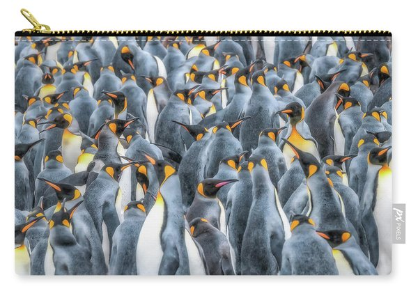 Republicans Discussing Climate Change. Carry-all Pouch