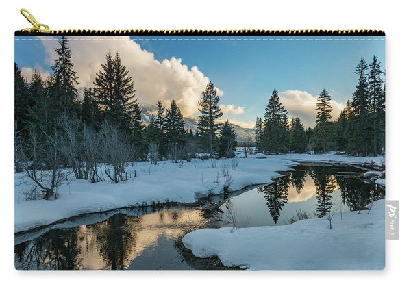 Resting Creek Carry-all Pouch