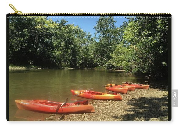 Resting Kayaks Carry-all Pouch