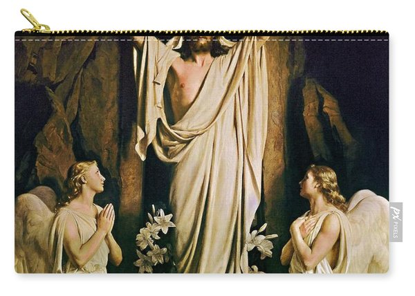 Resurrection Carry-all Pouch