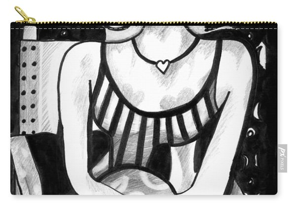 Rethinking Matisse Carry-all Pouch