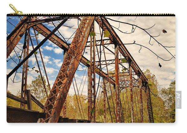 Retired Trestle Carry-all Pouch