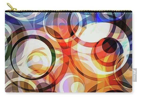 Retro Dimensions Carry-all Pouch
