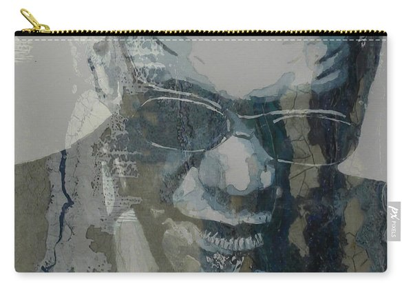 Retro / Ray Charles  Carry-all Pouch