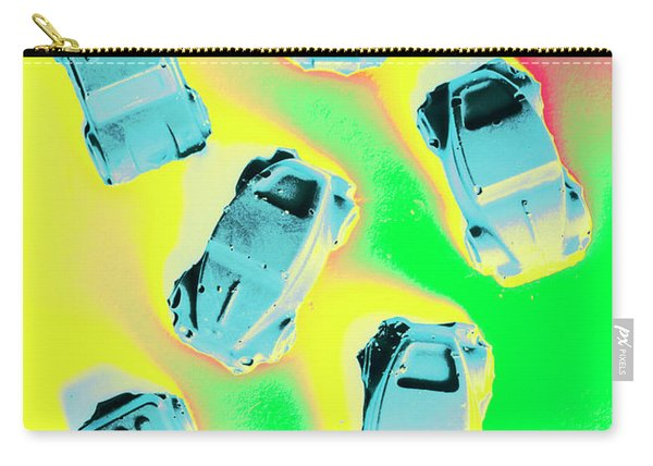 Retroactive Racing Carry-all Pouch