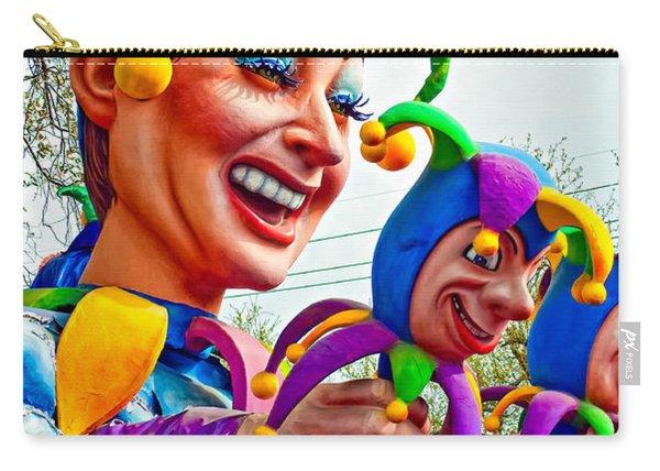 Rex Mardi Gras Parade Xi Carry-all Pouch