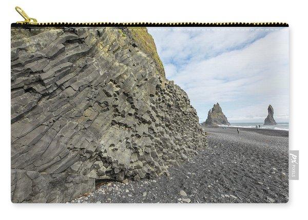 Reynisfjara Black Sand Beach Carry-all Pouch
