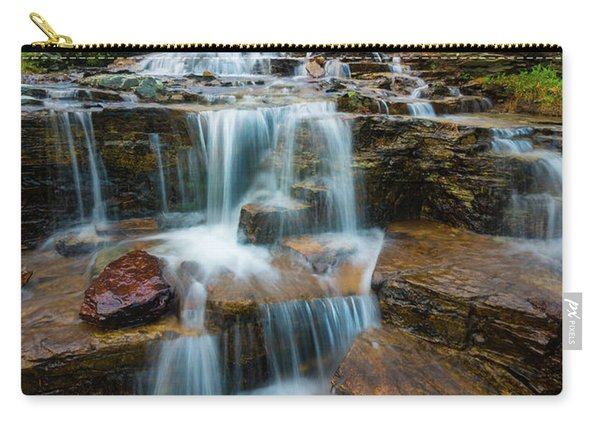 Reynolds Mountain Waterfall Carry-all Pouch