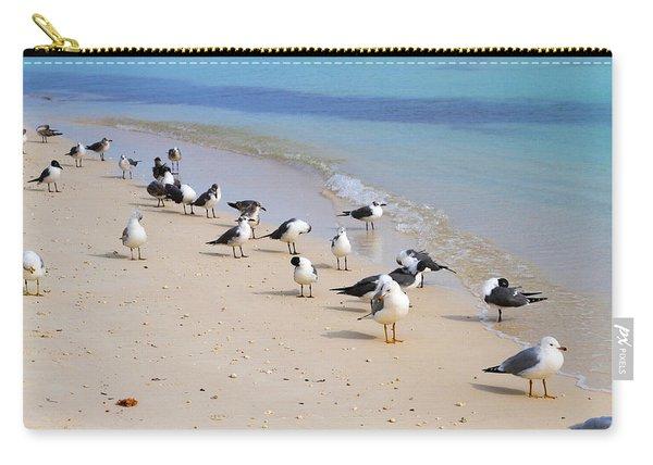 Rhapsody In Seabird Carry-all Pouch