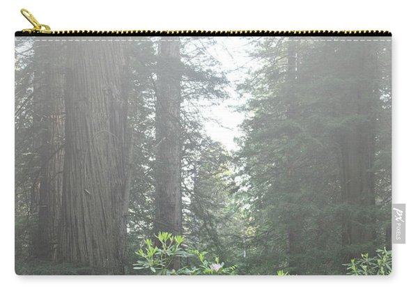 Rhododendrons In The Fog Carry-all Pouch