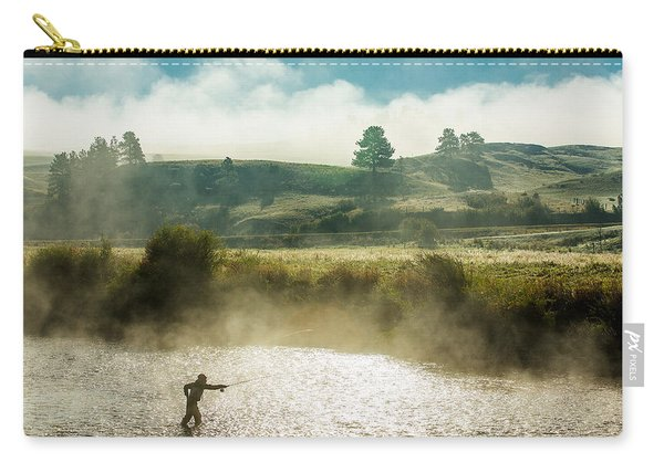 Rhythm And Grace Carry-all Pouch