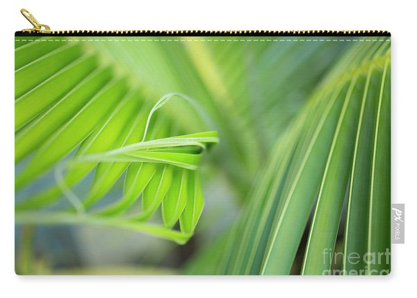 Rhythm Of A Palm Frond Carry-all Pouch