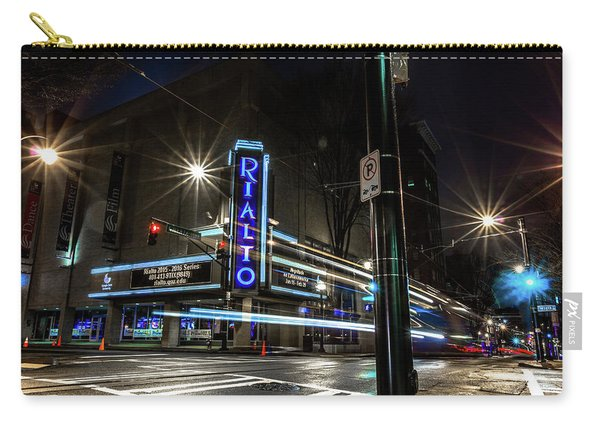 Rialto Theater Carry-all Pouch