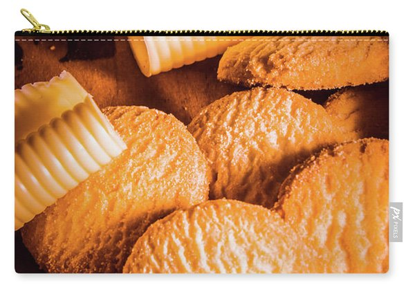 Rich Buttery Shortbread Biscuits Carry-all Pouch