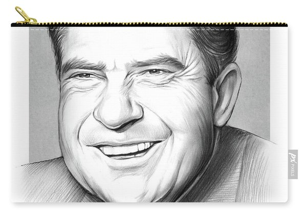 Richard Nixon Carry-all Pouch