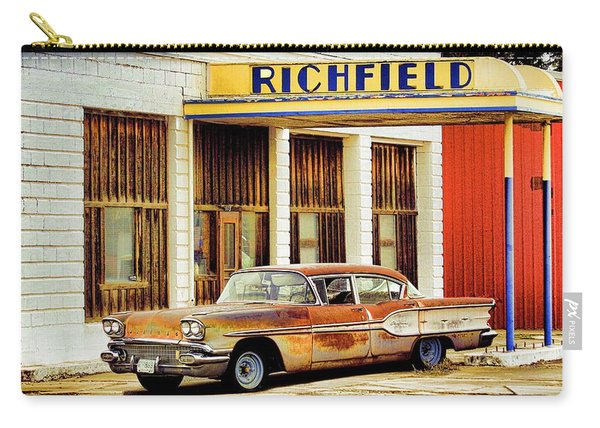 Richfield Gas Carry-all Pouch