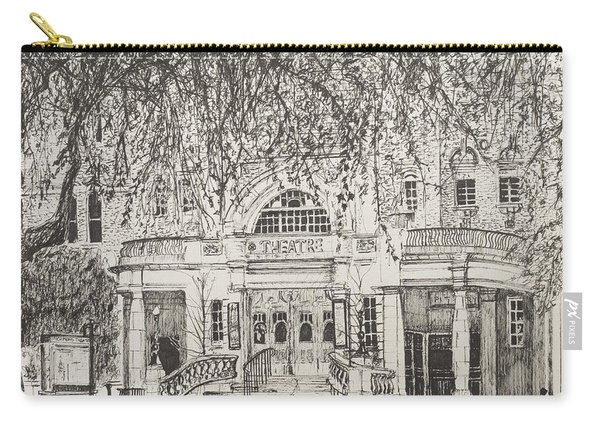 Richmond Theatre London Carry-all Pouch
