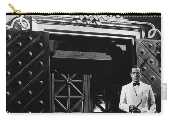 Ricks Cafe Americain Casablanca 1942 Carry-all Pouch