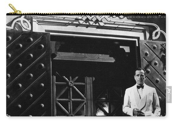 Ricks Cafe Americain Casablanca 1942 Carry-all Pouch