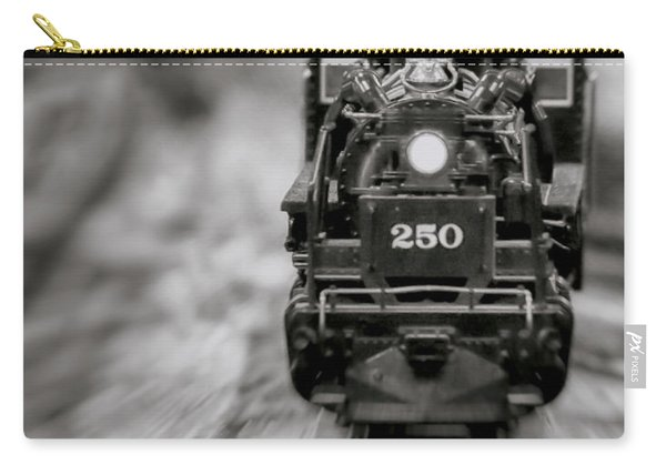 Riding The Railways Carry-all Pouch