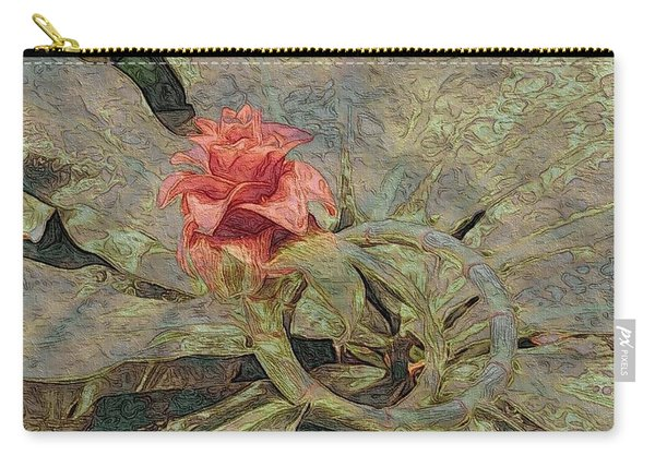 Ring Around The Posy Carry-all Pouch
