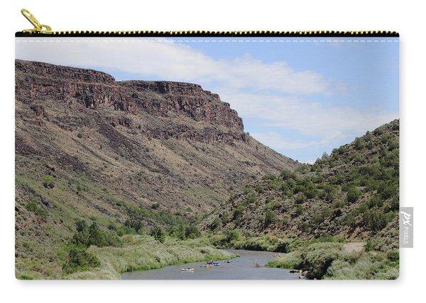 Rio Grande Del Norte Carry-all Pouch