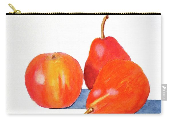 Ripe And Ready To Eat Carry-all Pouch